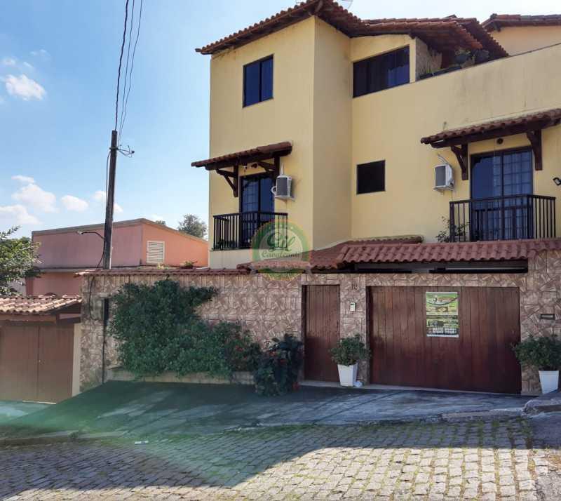 6417eb80-9390-4b51-bd03-36b39a - Casa 3 quartos à venda Taquara, Rio de Janeiro - R$ 699.000 - CS0652 - 1