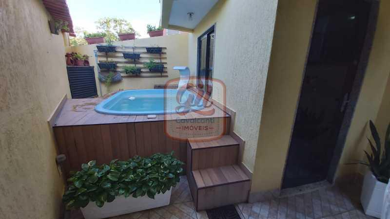 0f126f41-8a81-4fc6-a1ca-32a20e - Casa 3 quartos à venda Taquara, Rio de Janeiro - R$ 550.000 - CS0652 - 11