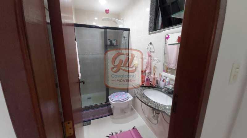 4c2b6a50-6b80-433f-9e75-818ee8 - Casa 3 quartos à venda Taquara, Rio de Janeiro - R$ 550.000 - CS0652 - 21