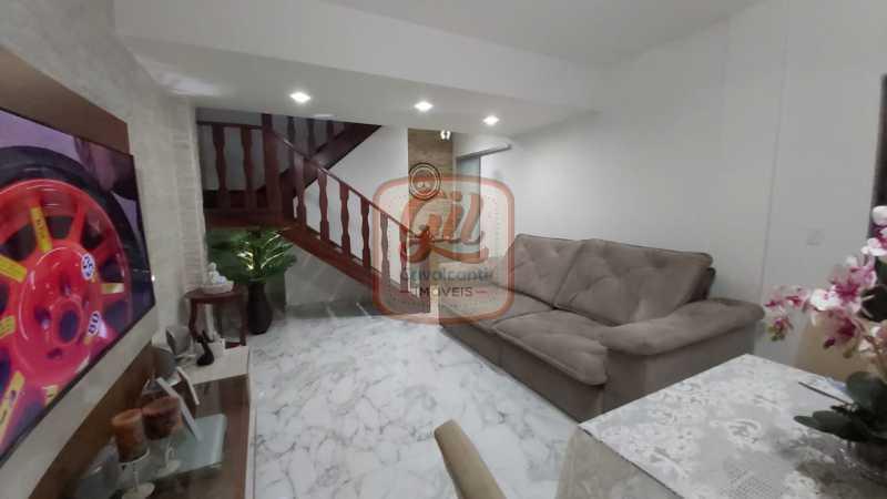 7e580d6c-bb91-4ef5-8bd4-a7daf7 - Casa 3 quartos à venda Taquara, Rio de Janeiro - R$ 550.000 - CS0652 - 4
