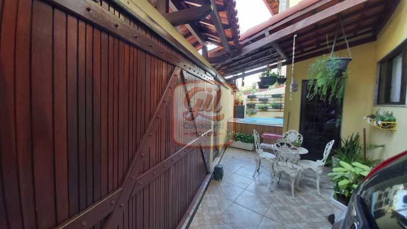 48a9c0c5-d1cb-4193-9625-6c7436 - Casa 3 quartos à venda Taquara, Rio de Janeiro - R$ 550.000 - CS0652 - 30