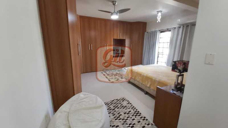 06671e6c-a378-471d-9817-2ca122 - Casa 3 quartos à venda Taquara, Rio de Janeiro - R$ 550.000 - CS0652 - 16