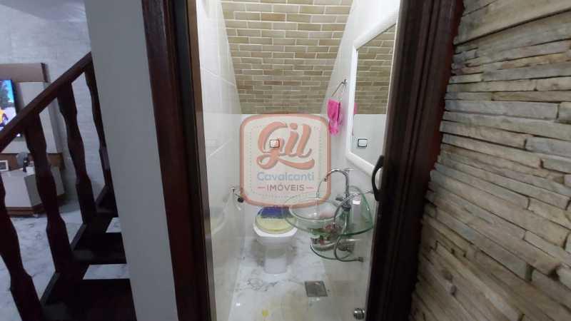afc1e4c8-d455-47a2-8429-69fa56 - Casa 3 quartos à venda Taquara, Rio de Janeiro - R$ 550.000 - CS0652 - 8