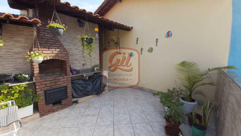 ea211d6a-85af-4536-86f7-1547cd - Casa 3 quartos à venda Taquara, Rio de Janeiro - R$ 550.000 - CS0652 - 31