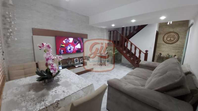 fad7d024-1d31-4726-a351-6f5fc9 - Casa 3 quartos à venda Taquara, Rio de Janeiro - R$ 550.000 - CS0652 - 5