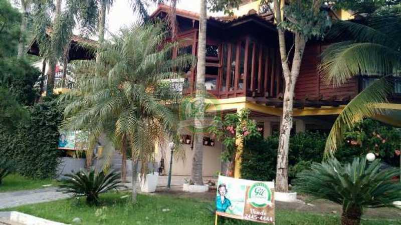 FACHADA - Casa em Condomínio 4 quartos à venda Taquara, Rio de Janeiro - R$ 750.000 - CS0877 - 1