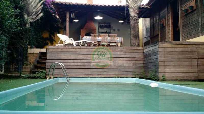 PISCINA - Casa em Condomínio 4 quartos à venda Taquara, Rio de Janeiro - R$ 750.000 - CS0877 - 26