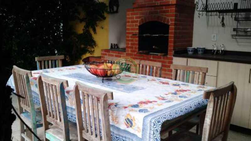 ÁREA GOURMET  - Casa em Condomínio 4 quartos à venda Taquara, Rio de Janeiro - R$ 750.000 - CS0877 - 29