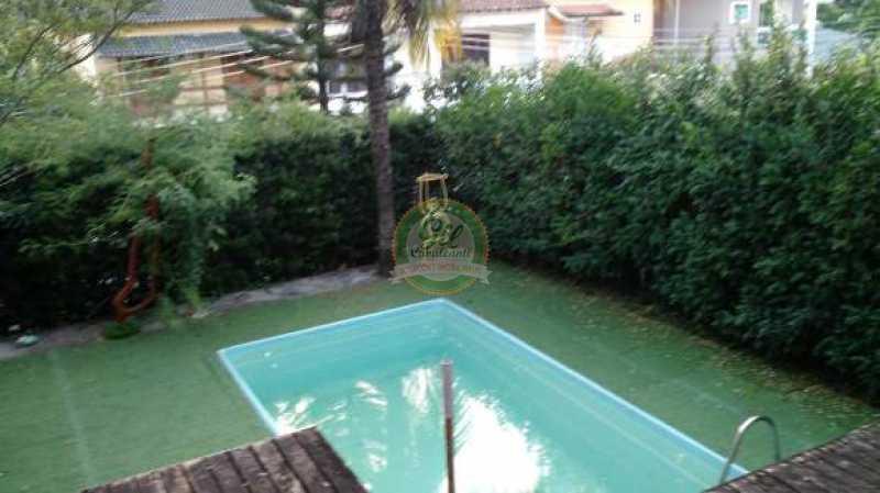 PISCINA - Casa em Condomínio 4 quartos à venda Taquara, Rio de Janeiro - R$ 750.000 - CS0877 - 30