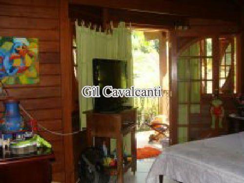 QUARTO4 - Casa em Condomínio 4 quartos à venda Taquara, Rio de Janeiro - R$ 750.000 - CS0877 - 5