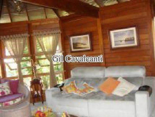 SALA1 - Casa em Condomínio 4 quartos à venda Taquara, Rio de Janeiro - R$ 750.000 - CS0877 - 7