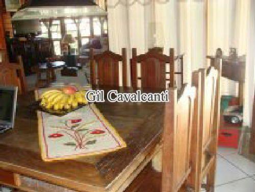 SALA DE JANTAR - Casa em Condomínio 4 quartos à venda Taquara, Rio de Janeiro - R$ 750.000 - CS0877 - 10