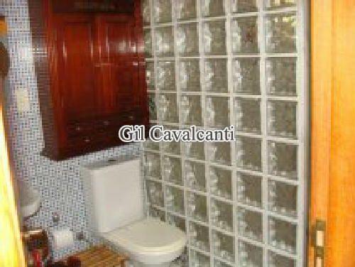 BANHEIRO - Casa em Condomínio 4 quartos à venda Taquara, Rio de Janeiro - R$ 750.000 - CS0877 - 15