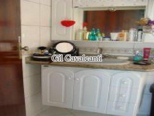 BANHEIRO2 - Casa em Condomínio 4 quartos à venda Taquara, Rio de Janeiro - R$ 750.000 - CS0877 - 16