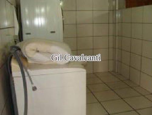 ÀREA DE SERVIÇO - Casa em Condomínio 4 quartos à venda Taquara, Rio de Janeiro - R$ 750.000 - CS0877 - 21