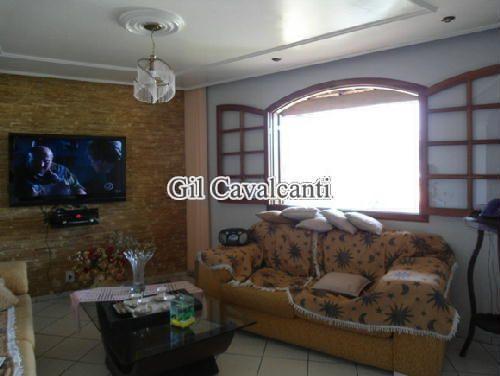 SALA 2 - Casa em Condomínio 4 quartos à venda Taquara, Rio de Janeiro - R$ 800.000 - CS0913 - 3