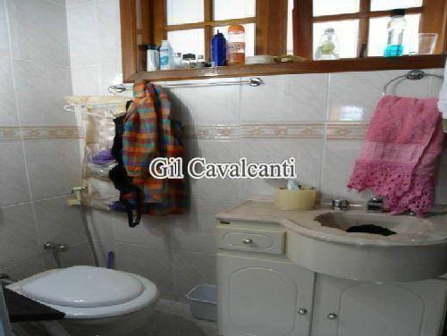 BANHEIRO - Casa em Condomínio 4 quartos à venda Taquara, Rio de Janeiro - R$ 800.000 - CS0913 - 8