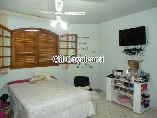 QUARTO 8 - Casa em Condomínio 4 quartos à venda Taquara, Rio de Janeiro - R$ 800.000 - CS0913 - 15