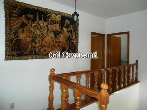 CORREDOR - Casa em Condomínio 4 quartos à venda Taquara, Rio de Janeiro - R$ 800.000 - CS0913 - 17