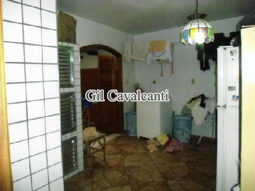 ÁREA DE SERVIÇO - Casa em Condomínio 4 quartos à venda Taquara, Rio de Janeiro - R$ 800.000 - CS0913 - 22