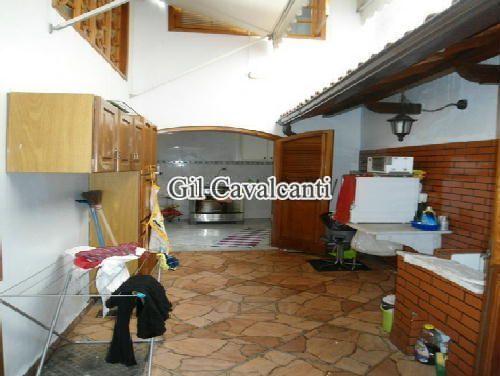 ÁREA SERVIÇO2 - Casa em Condomínio 4 quartos à venda Taquara, Rio de Janeiro - R$ 800.000 - CS0913 - 23