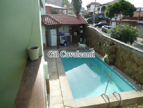 LAZER - Casa em Condomínio 4 quartos à venda Taquara, Rio de Janeiro - R$ 800.000 - CS0913 - 24