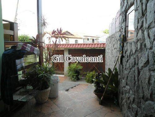 GARAGEM - Casa em Condomínio 4 quartos à venda Taquara, Rio de Janeiro - R$ 800.000 - CS0913 - 26