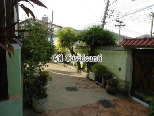 QUINTAL - Casa em Condomínio 4 quartos à venda Taquara, Rio de Janeiro - R$ 800.000 - CS0913 - 27