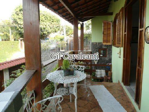 VARANDA - Casa em Condomínio 4 quartos à venda Taquara, Rio de Janeiro - R$ 800.000 - CS0913 - 29