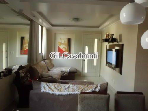 FOTO1 - Casa em Condomínio 4 quartos à venda Taquara, Rio de Janeiro - R$ 800.000 - CS0956 - 1