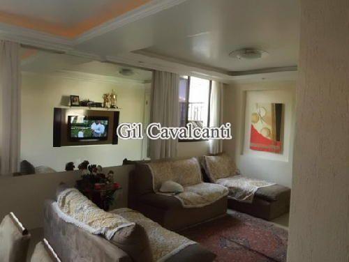 FOTO2 - Casa em Condomínio 4 quartos à venda Taquara, Rio de Janeiro - R$ 800.000 - CS0956 - 3