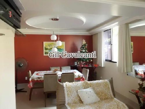 FOTO3 - Casa em Condomínio 4 quartos à venda Taquara, Rio de Janeiro - R$ 800.000 - CS0956 - 4