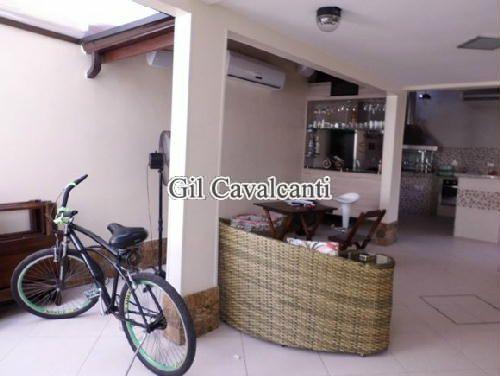 FOTO7 - Casa em Condomínio 4 quartos à venda Taquara, Rio de Janeiro - R$ 800.000 - CS0956 - 8