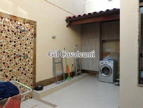 FOTO22 - Casa em Condomínio 4 quartos à venda Taquara, Rio de Janeiro - R$ 800.000 - CS0956 - 23
