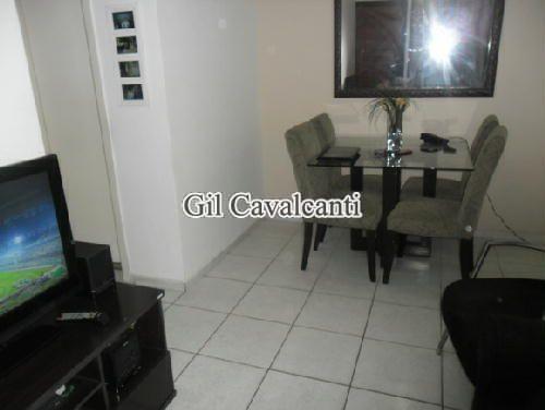 FOTO1 - Casa em Condomínio 2 quartos à venda Taquara, Rio de Janeiro - R$ 350.000 - CS0961 - 1