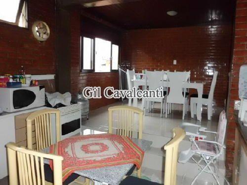 FOTO1 - Casa 3 quartos à venda Taquara, Rio de Janeiro - R$ 550.000 - CS0964 - 1