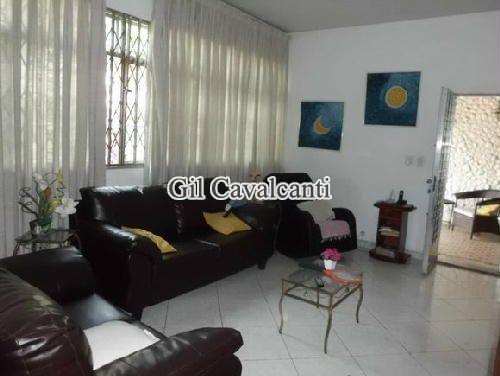 FOTO1 - Casa Taquara,Rio de Janeiro,RJ À Venda,5 Quartos,255m² - CS0988 - 1