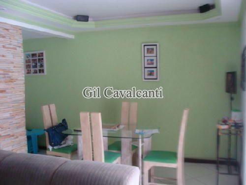 FOTO2 - Casa Taquara,Rio de Janeiro,RJ À Venda,3 Quartos,125m² - CS1070 - 3