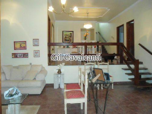 FOTO2 - Casa em Condomínio 4 quartos à venda Taquara, Rio de Janeiro - R$ 820.000 - CS1111 - 3