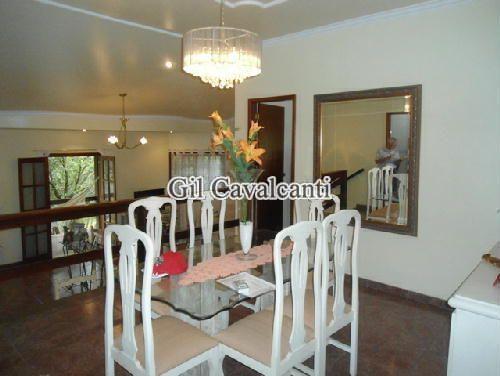 FOTO3 - Casa em Condomínio 4 quartos à venda Taquara, Rio de Janeiro - R$ 820.000 - CS1111 - 4