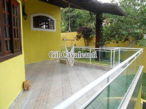 FOTO12 - Casa em Condomínio 4 quartos à venda Taquara, Rio de Janeiro - R$ 820.000 - CS1111 - 13