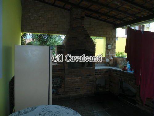 FOTO28 - Casa em Condomínio 4 quartos à venda Taquara, Rio de Janeiro - R$ 820.000 - CS1111 - 29
