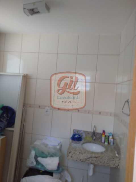 fa1b58fa-3f53-4e83-a066-e16398 - Casa em Condomínio 2 quartos à venda Taquara, Rio de Janeiro - R$ 649.000 - CS1119 - 27