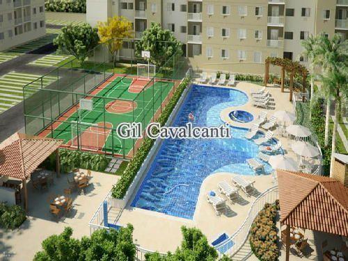 FOTO17 - Apartamento Taquara,Rio de Janeiro,RJ À Venda,2 Quartos,51m² - AP0601 - 18
