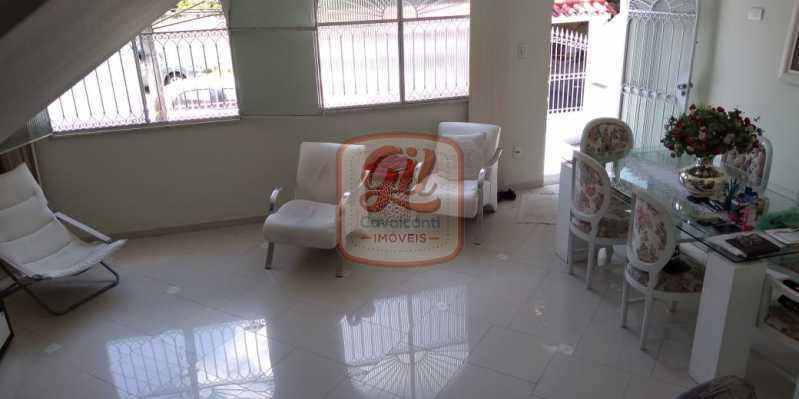4f5ff207-0de7-49ba-b2fa-6c161c - Casa em Condomínio 4 quartos à venda Taquara, Rio de Janeiro - R$ 795.000 - CS1161 - 13