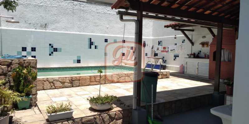 20b24089-df85-4859-83aa-d2b9dd - Casa em Condomínio 4 quartos à venda Taquara, Rio de Janeiro - R$ 795.000 - CS1161 - 7