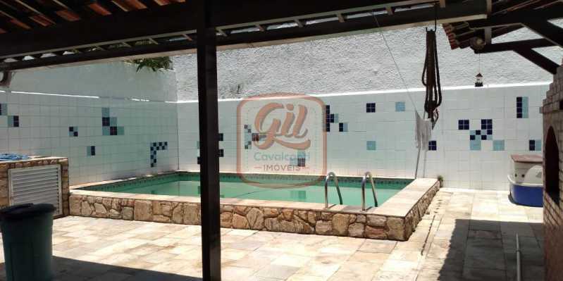 36ebe733-dd6f-40d2-afb1-d1d672 - Casa em Condomínio 4 quartos à venda Taquara, Rio de Janeiro - R$ 795.000 - CS1161 - 8