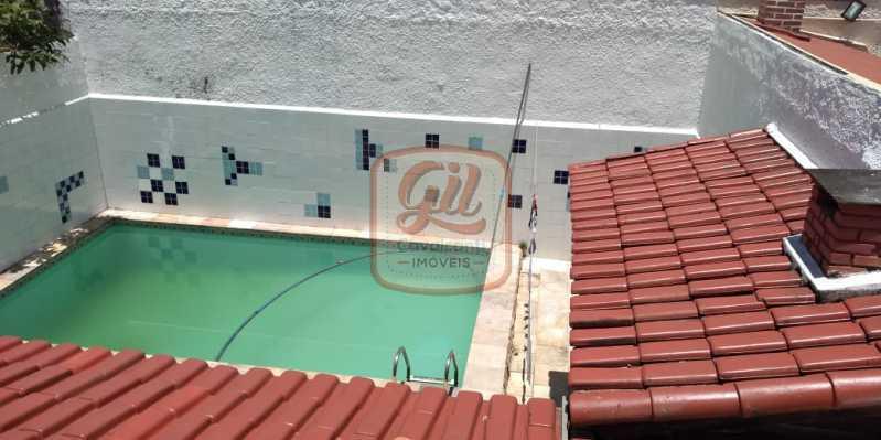 0641368b-0630-4521-823e-e7c7e5 - Casa em Condomínio 4 quartos à venda Taquara, Rio de Janeiro - R$ 795.000 - CS1161 - 10