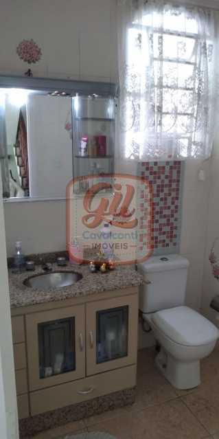 b45dc43c-5cec-4ee6-a380-8b1a15 - Casa em Condomínio 4 quartos à venda Taquara, Rio de Janeiro - R$ 795.000 - CS1161 - 18