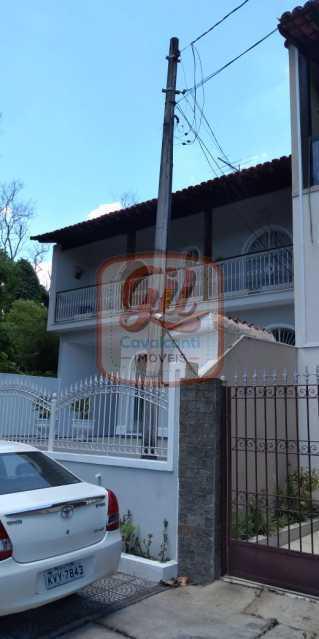 bbd3c866-0e2e-451a-bbc9-fce837 - Casa em Condomínio 4 quartos à venda Taquara, Rio de Janeiro - R$ 795.000 - CS1161 - 1